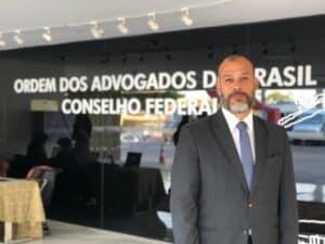 Ricardo Fortuna na OAB