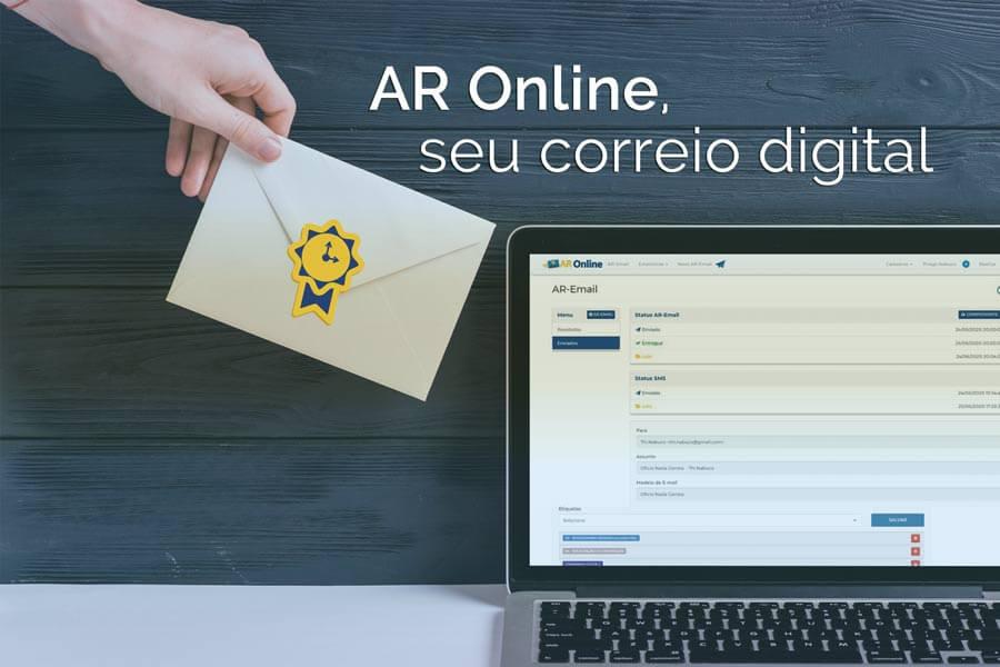 AR Online seu correio digital